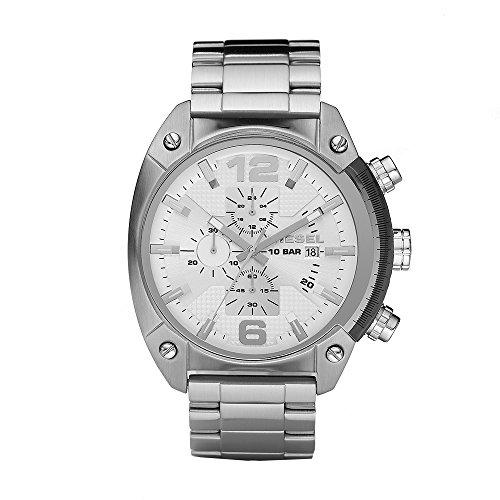 Diesel Men's DZ4203 Overflow Stainless Steel Watch