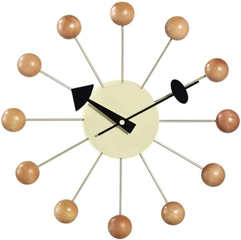 Jabetc Nordic Wall Department store Clock Designer Raleigh Mall Living Candy