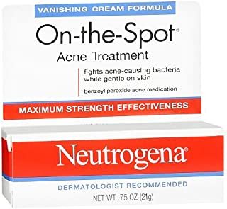 Neutrogena On-The-Spot Acne Treatment, Vanishing Formula 0.75 oz (21 g)