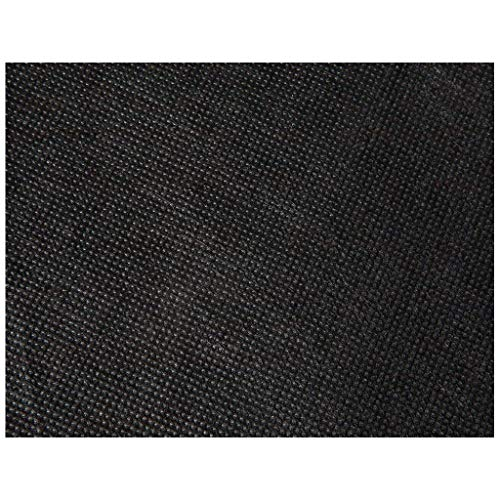 Malla geotextil negra 50 g/m2