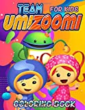 Team Umizoomi Coloring Book For Kids: Amazing Coloring Book For Kids, who loves Team Umizoomi with high quality coloring pages