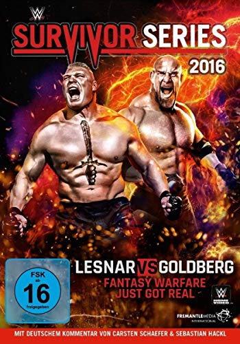 WWE - Survivor Series 2016 - Brock Lesnar