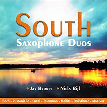 South - Saxophone Duos