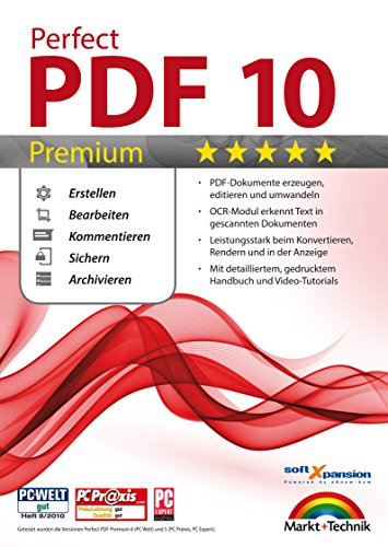 Markt+Technik -  Perfect PDF 10