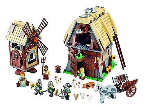 LEGO Kingdoms 7189 - Überfall auf das Mühlen-Dorf