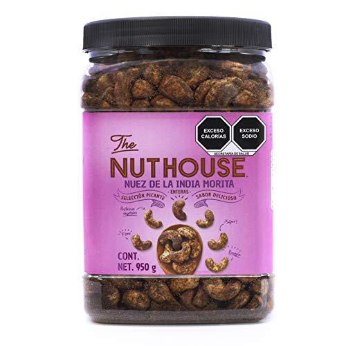 The Nut House - Nuez de la India Morita - Vitrolero 950g