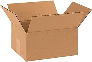 Aviditi 1085 Wellpappe Box, 25,4 cm Länge x 20,3 cm Breite x 12,7 cm Höhe, Kraft (Bundle Of 25) B00BT5FQYU  Ausgezeichnete Funktion