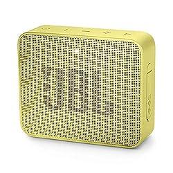 L'enceinte portable JBL GO 2 ? C'est un son de haute qualité dans un format compact et un design optimisé. Une mini enceinte qui vous accompagne partout en se glissant dans votre sac – Ready to go Une diffusion sans fil bluetooth de haute qualité à p...