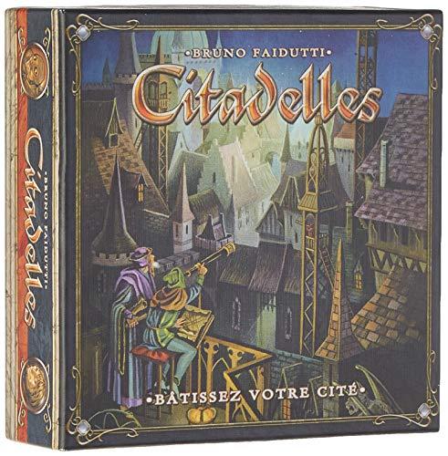 Citadelles - Asmodee - Jeu de société - Jeu de cartes