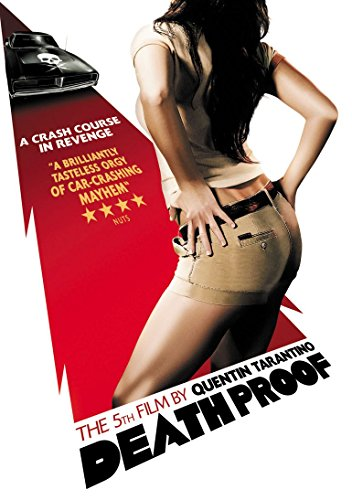 Poster Death Proof Movie 70 X 45 cm