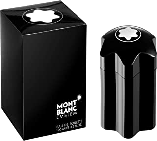 Mont Blanc Emblem for Men, 3.3 oz EDT Spray