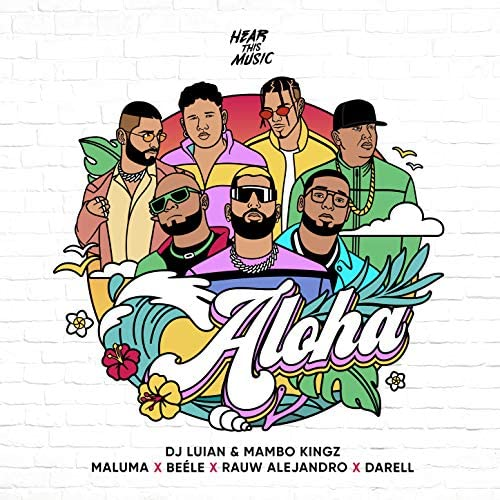 Maluma, Beéle & Rauw Alejandro feat. Darell, Mambo Kingz & DJ Luian