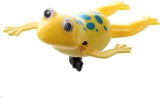 JVSISM Swimming Frog Pool Bath Cute Toy Wind-Up Swim Frogs Kids Toy #1