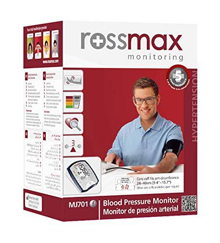 Rossmax MJ701f Blood Pressure Monitor