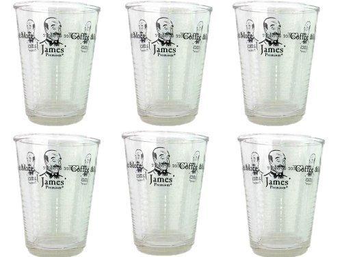 Tassimo Milka dazu passend die Die neuen Kaffee Tassen/Becher 6er Set von James Premium®