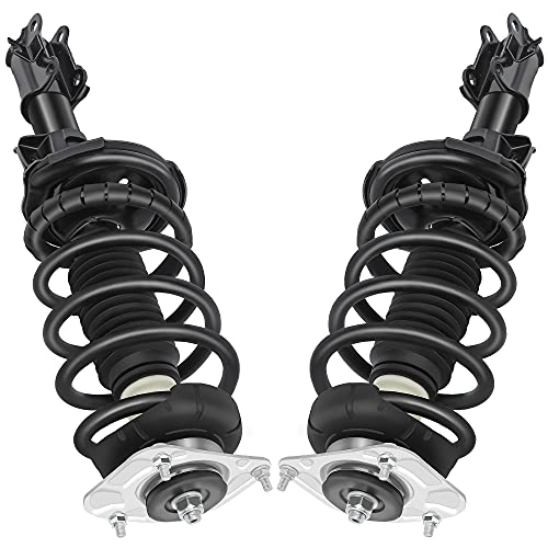 AUTOMUTO Strut Spring Assembly Front Struts Shock Absorber Fit for 2003 2004 2005 2006 2007 2008 2009 2010 2011 2012 2013 2014 for Volvo XC90