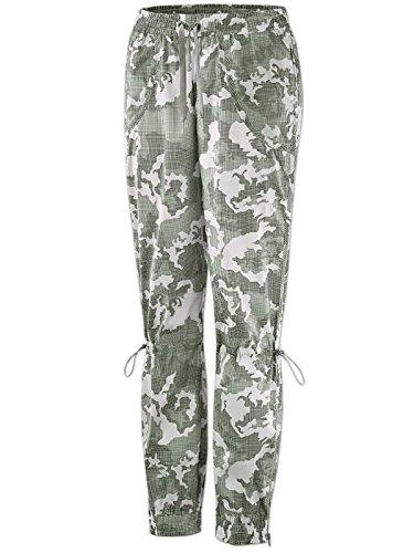 adidas Damen Camouflage Hose Climaproof Wind Pant Trainingshose (XS)