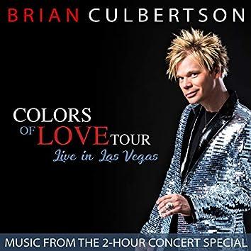 Colors of Love Tour (Live in Las Vegas)