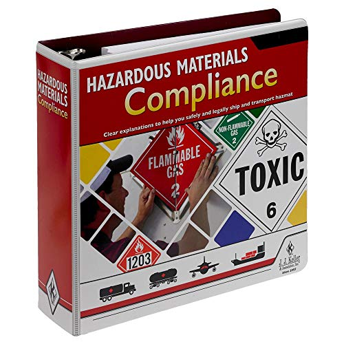 Hazardous Materials Compliance Manual - J. J. Keller & Associates - Gives You Clear Explanations to Help You Safely and Legally Ship and Transport Hazmat (Latest Edition)