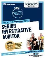 Senior Investigative Auditor (Career Examination)
