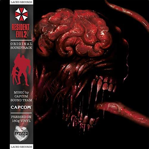 Resident Evil 2: Apocalypse (Original Soundtrack) (Vinyl)