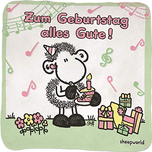 Sheepworld Magic Towel - Zum Geburtstag alles Gute 59357