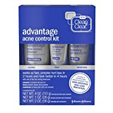 Best Acne Treatment For Adults - Clean & Clear Advantage Acne Control Kit Review