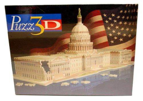 Puzz3D US Capitol