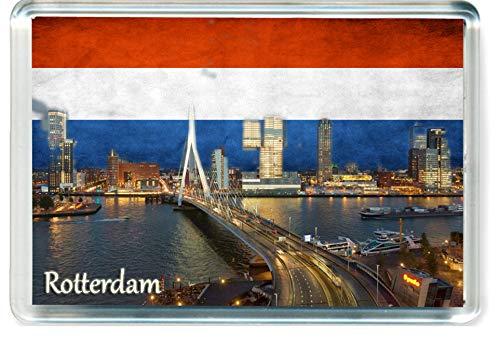 GFC-1123 J041 Maastricht Jumbo Aimant pour Le Frigo Netherlands Travel Fridge Magnet