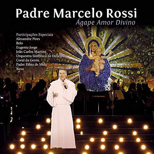 Padre Marcelo Rossi - Ágape Amor Divino [CD]