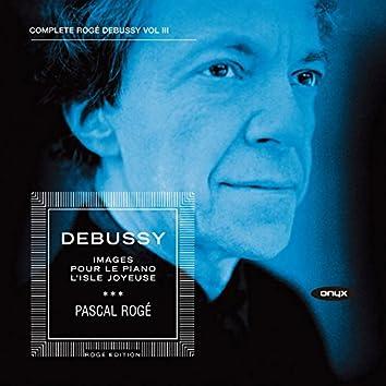 Debussy Piano Music Vol III