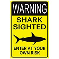 深海サメ魚学校で古い加工鋼板塗装キッチンバー寝室装飾に使用可能