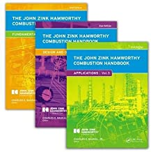 [The Slipcover for The John Zink Hamworthy Combustion Handbook: Three-Volume Set (Industrial Combustion)] [Author: x] [February, 2014]