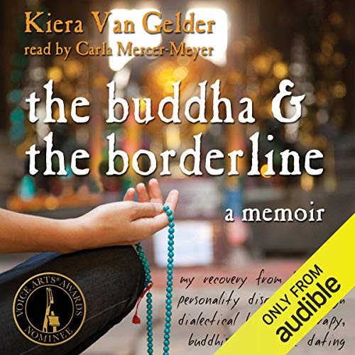 The Buddha and the Borderline audiobook cover art