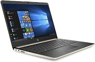 HP Pavilion 2019 Newest 14 Inch Premium Laptop - AMD Ryzen 3 3200U 2.6GHz up to 3.5GHz, AMD Radeon Vega 3, 8GB DDR4 RAM, 128GB SSD, HDMI, WiFi, Bluetooth, Windows 10 Home S, Gold