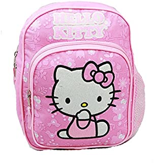 Pink Hello Kitty Girls Backpack - Toddler size Hello Kitty Backpack