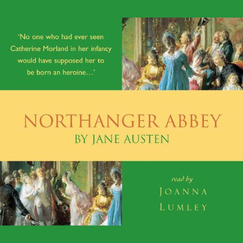 Northanger Abbey cover art
