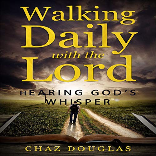 Walking Daily with the Lord audiobook cover art