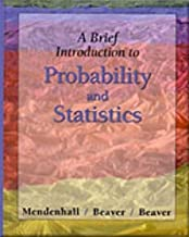 Brief Introduction to Probability and Statistics by William Mendenhall (2001-09-07)