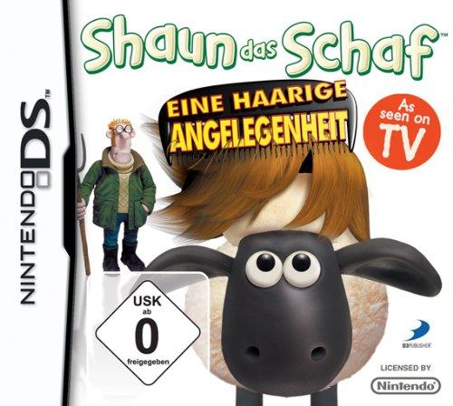 Shaun das Schaf - Eine Haarige Angelegenheit (NDS)