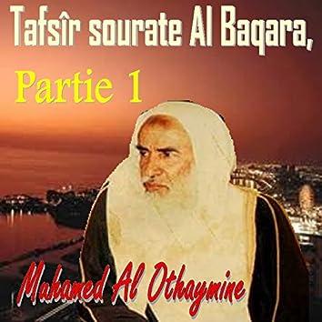 Tafsîr sourate Al Baqara, Partie 1 (Quran)