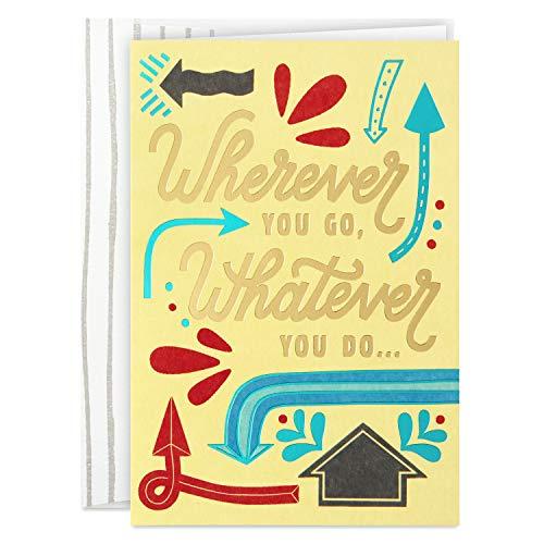 Hallmark Good Mail Graduation Card (You'll Be Amazing) (399GGJ2114)