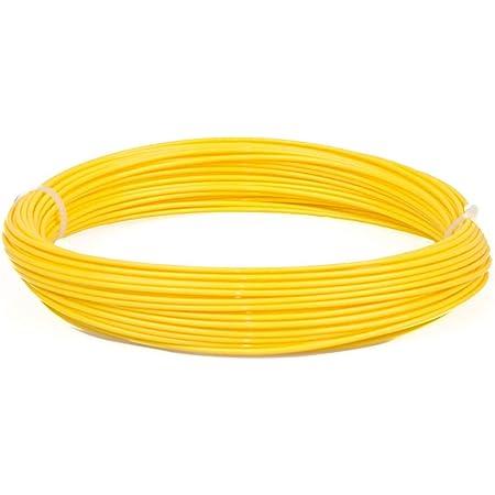 INVENTO 30 meter 1.75mm Yellow ABS Filament 3D Printing Filament For 3D Pen 3D Printer