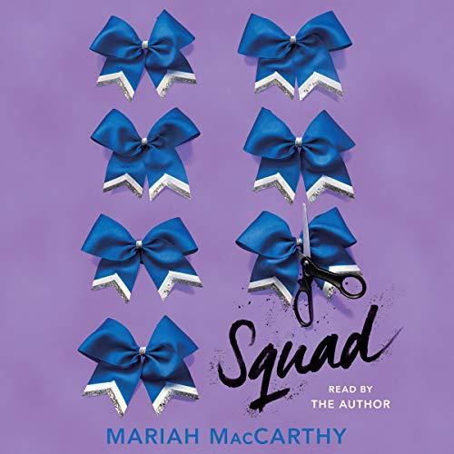 Squad audiobook cover art