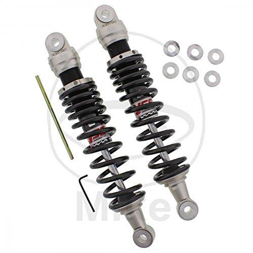 YSS Paar Motorrad-Stoßdämpfer RE302-330T-47-X für Harley Davidson XL 883R Sportster 88305–09(Stoßdämpfer hinten Motorrad)