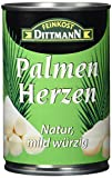 Dittmann Palmenherzen natur, mild-würzig (1 x 400 g)