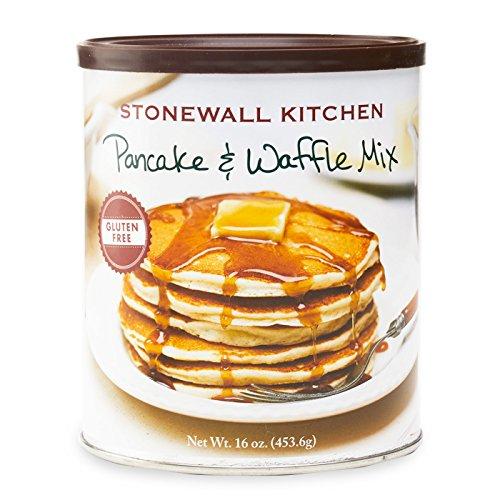Stonewall Kitchen Gluten-free Pancake & Waffle Mix, 16 Ounces