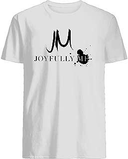 Groovy Baby! 60's Mod for Alice + Olivia — Joyfully Me Unisex Short Sleeve Graphic Fashion T-Shirt