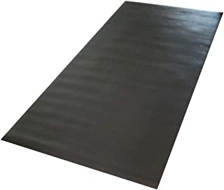 Confidence Fitness Rubber Mat for Treadmills and Other Gym Equipment - 6ft x 2.5ft / 71.5 x 30in
