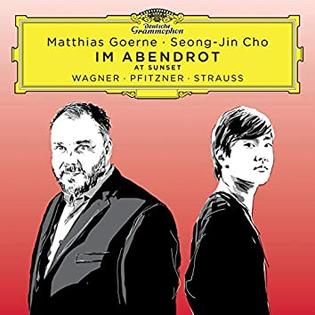 Im Abendrot: Songs by Wagner, Pfitzner, Strauss